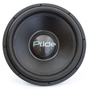 """Pride T v.3 18"""" 2500W"""