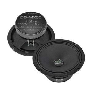 Deaf Bonce DB-MX80