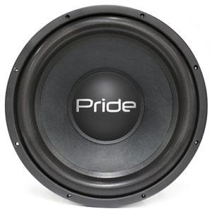 """Pride Junior 15"""" 650W"""