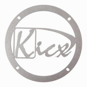 Комплект плоских грилей Kicx