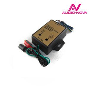 Конвертер уровня audio-nova LOC.1