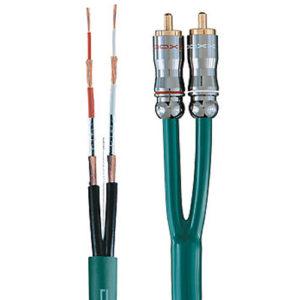 Межблочный аналоговый аудио кабель 2RCA - 2RCA DAXX R77-07 Екатеринбург, Донбасская 1 пав.а10 (Белая Башня) тел.+7(343) 221-32-68