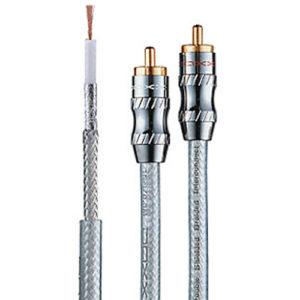 Межблочный аналоговый аудио кабель 2RCA - 2RCA DAXX R55-11