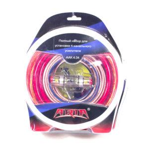 Провода для подключения ARIA ААК 4.04