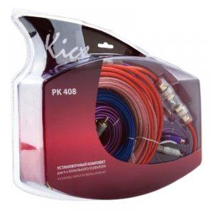 Провода для подключения kicx PK 408