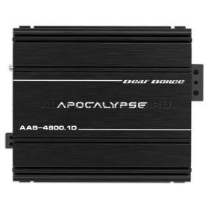 Усилитель Apocalypse AAB-4800.1D