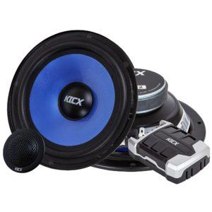 2х компонентная акустика Kicx AP6.2
