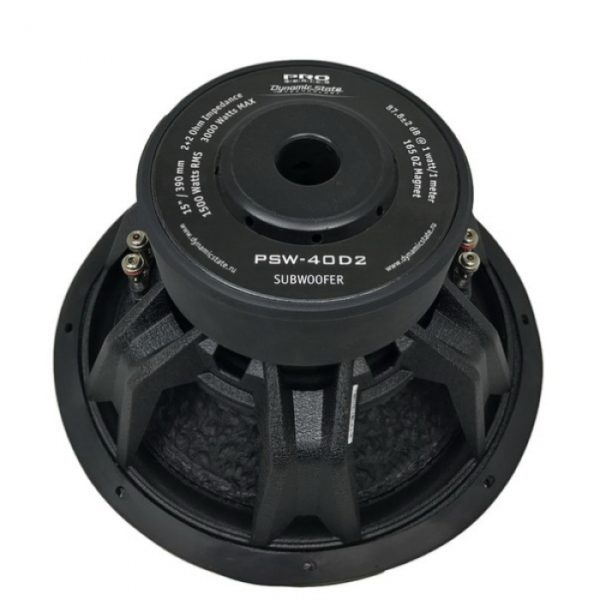 Dynamic State PSW-40D2 PRO Series