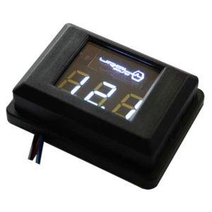 Фирменный вольтметр URAL (Урал) DB Voltmeter (белая подсветка)