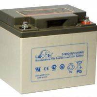 Аккумулятор 12v 45 ah Leoch DJM1245