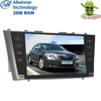 TOYOTA CAMRY 2006-2011 LETRUN 2110 ANDROID 7.1.2 ALWINNER