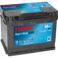 Аккумулятор EXIDE Start&Stop AGM 60Ah EN680
