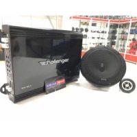 Построить фронт SQ это не всегда дорого, акустика от известной компании Focal , линейка Auditor RSE-165 в паре с 4-х канальным усилителем Challenger POWER 760.4 дает возможность получить качественное и насыщенное звучание за отличный бюджет! Цена - 9990 р