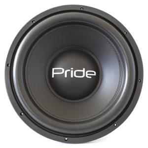 """Pride BB.3 15"""" 1250 W"""