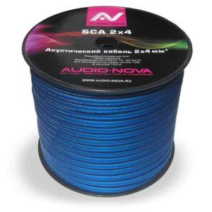 Кабель акустический Audio-nova SCA 2×4