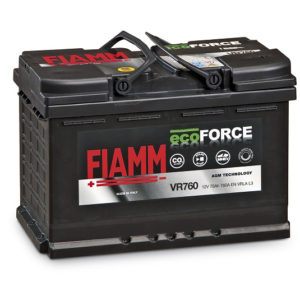 Аккумулятор FIAMM ECOFORCE 6СТ-70АПЗ