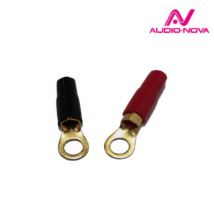 audio-nova RT8D6 Pro Клемма круглая силовая, для кабеля 8Ga