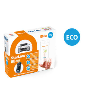 StarLine i96can ECO