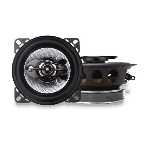 Купить акустика kicx RTS-100V 2-х полосные коаксиальные аудиосистемы с диффузором из непрессованной целлюлозы Екатеринбург.