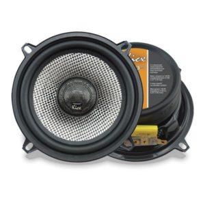 Купить акустика kicx GFQ-130 2-х полосные коаксиальные аудиосистемы с диффузором из плетеного стекловолокна. Екатеринбург