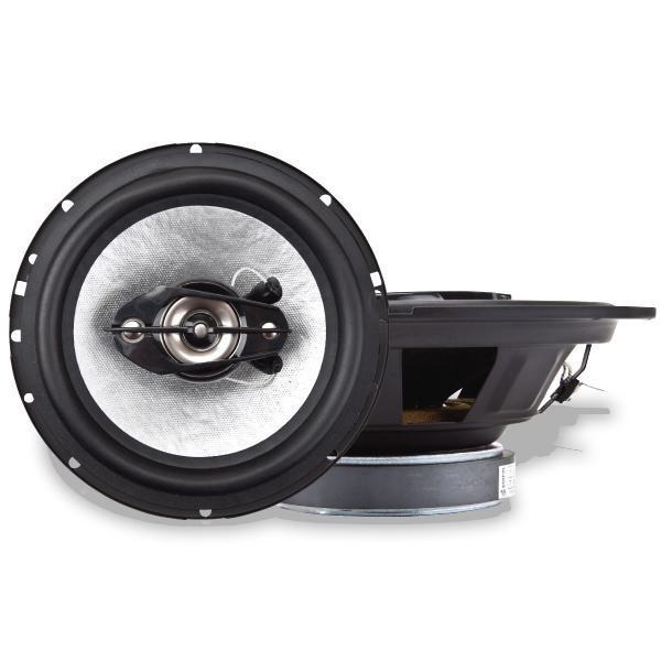 Купить акустика kicx RTS-165V 3-х полосные коаксиальные аудиосистемы с диффузором из непрессованной целлюлозы Екатеринбург.