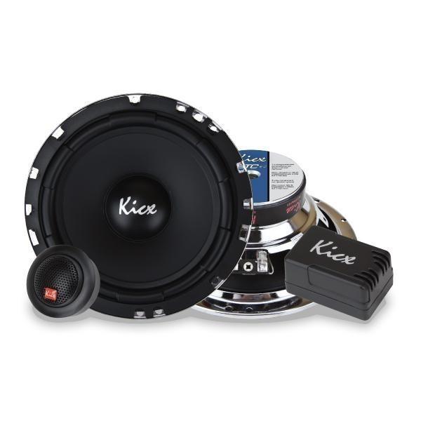 Купить акустика kicx STC-6.2 2-х полосные компонентные системы c диффузором из прессованной целлюлозы с полипропиленовым защитным слоем Екатеринбург.