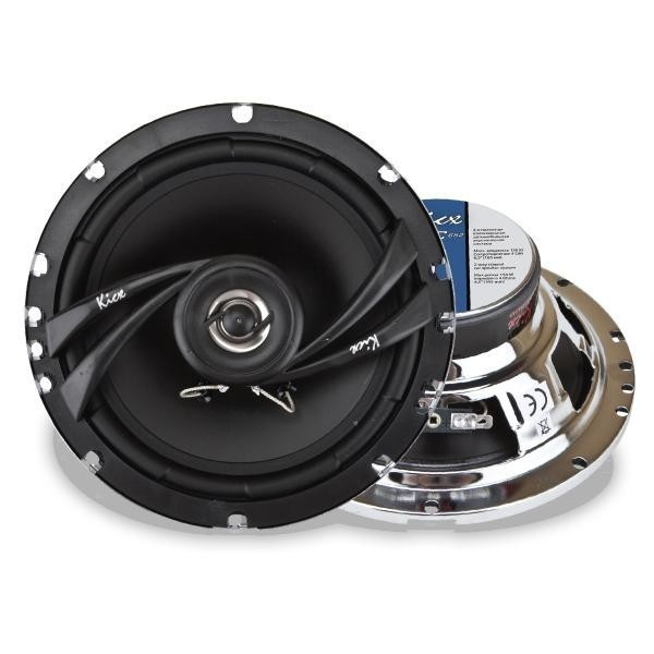 Купить акустика STC-652 2-х полосные коаксиальные аудиосистемы с диффузором из прессованной целлюлозы c полипропиленовым защитным слоем Екатеринбург.
