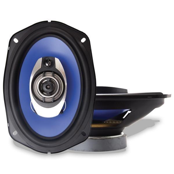 Купить акустика kicx TL-693S 3-х полосные коаксиальные аудиосистемы с диффузором из непрессованной целлюлозы Екатеринбург.