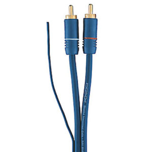 Межблочный аналоговый аудио кабель 2RCA - 2RCA DAXX R44-50 (5 метров)