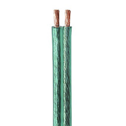 Акустический кабель (провод) из омедненного алюминия сечением 10 Ga (2х5.2 мм2) в нарезку DAXX S20