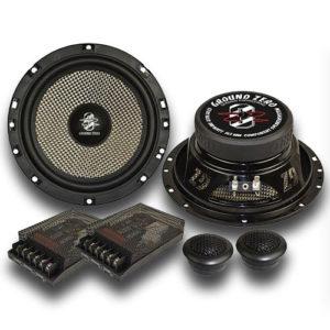 2-компонентная акустика Ground Zero GZRC 16XII