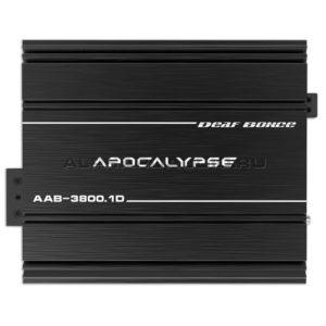 Усилитель Apocalypse AAB-3800.1D