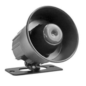 Динамическая, однотональная малогабаритная сирена StarLine S-20.3