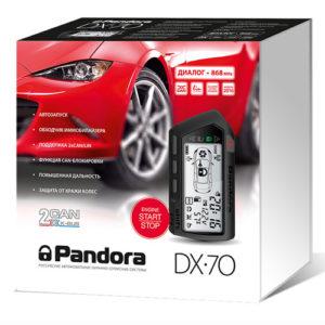Pandora DX-70