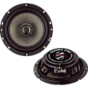 Ground Zero GZRF 16FXII - двухполосная коаксиальная акустическая система