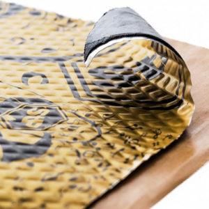 Вибропоглощающий материал для авто Вибропласт Gold New