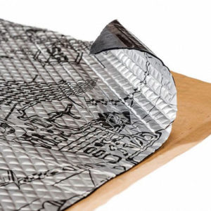 Вибропоглощающий материал для авто Вибропласт Silver New