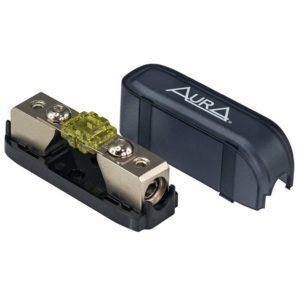 Держатель предохранителя Aura FHM-1048 miniANL, +100A, никель