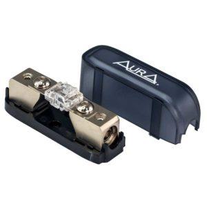 Держатель предохранителя Aura FHM-1148 miniANL, +80A, никель