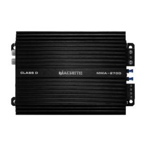 Автомобильный усилитель Machete MMA-270D в магазине Азбука звука онлайн