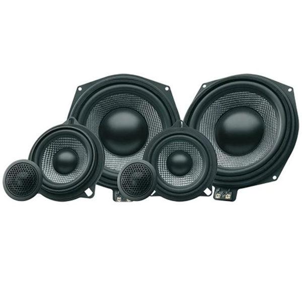 Купить Комплект для апгрейда штатной акустики BMW. 3-компонентная акустика MTX TX6.BMW Екатеринбург Белая Башня