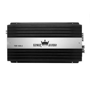 Kingz Audio TSR-1500.2 Мощный 2-канальный усилитель.