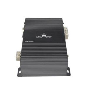 Kingz Audio TSR-800.2 Мощный 2-канальный усилитель