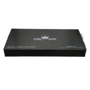 1-канальный усилитель (Моноблок) Kingz Audio TSR-2500.1, 2500 Вт в 1 Ом, Класс D