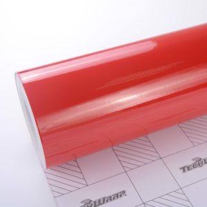 Глянцевая пленка красная TeckWrap - Racing Red - CG06