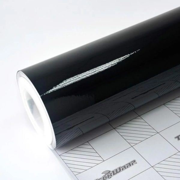 Пленка Суперглянец черный TeckWrap CG01-HD Ultimate Black