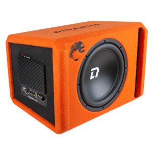 Dl audio Piranha 12A Orange