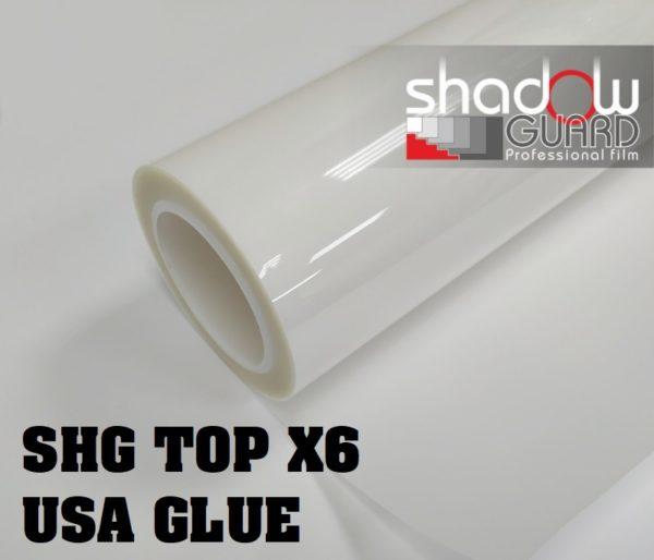 Полиуретан SHG TOP X-6 (200 микрон) ширина 0,6м
