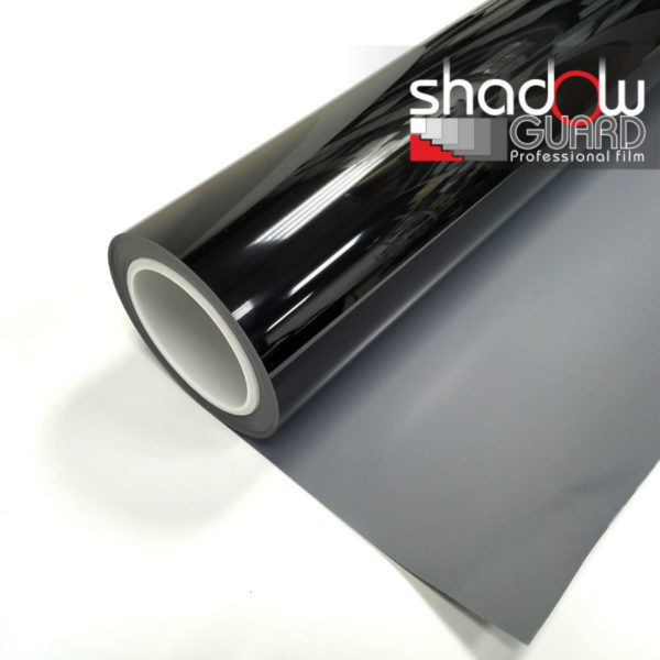 Полиуретан-гибрид Shadow Guard FG TOP (Черный) 180 мкр ширина 1,52м