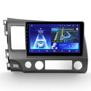 Штатная магнитола (ШГУ) на ОС Android Teyes CC2 Lite 1/16 Honda Civic 2005-2012